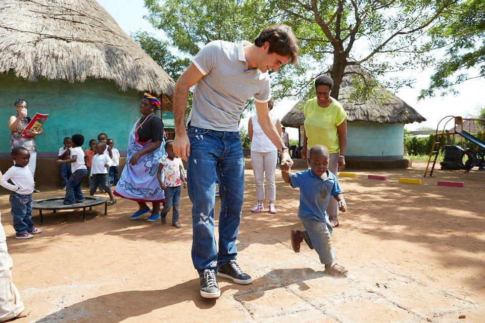 Roger Federer, RPA