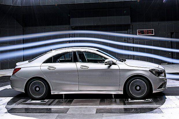 Mercedes CLA 180 Blue Efficiency Edition