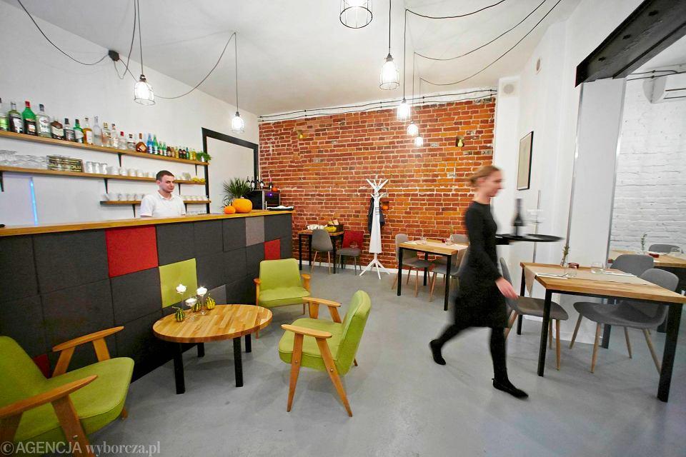 Cztery ściany Nowa Restauracja Przy Piotrkowskiej Zdjęcia