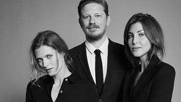 Małgosia Bela, Filip Niedenthal i Katarzyna Kulczyk, czyli trzy kluczowe postaci w 'Vogue Poland'