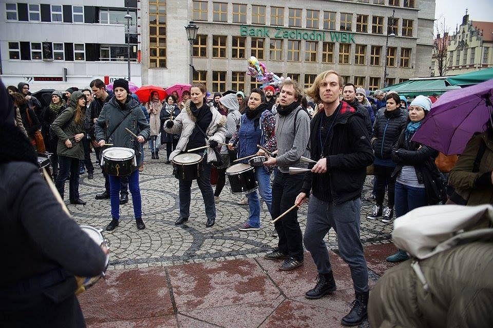 Odzyskać wybór - manifa na placu Solnym