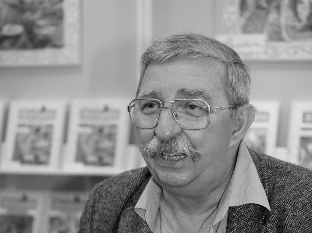 Dariusz Baliszewski nie żyje. Dziennikarz i historyk zmarł w wieku 74 lat