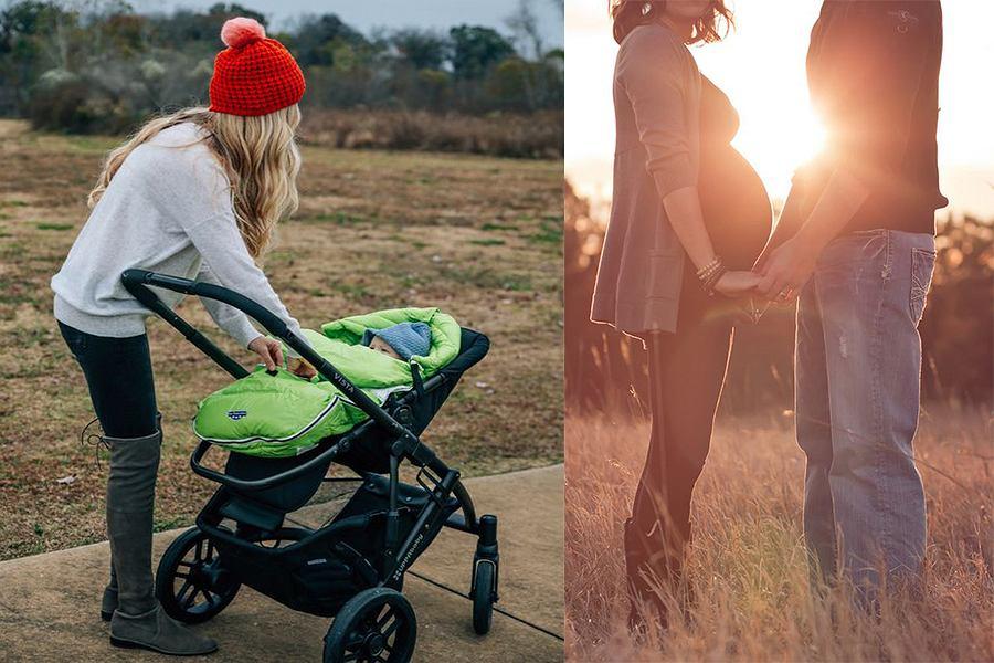 Co włożyć na wiosenny spacer z maluszkiem i jak ubrać niemowlaka