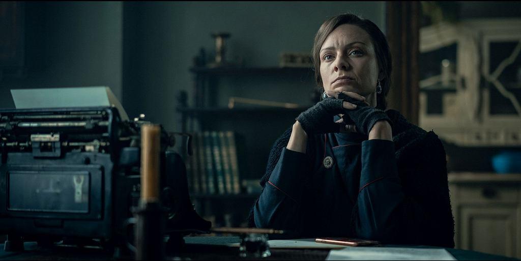 Magdalena Boczarska jako Maria Piłsudska