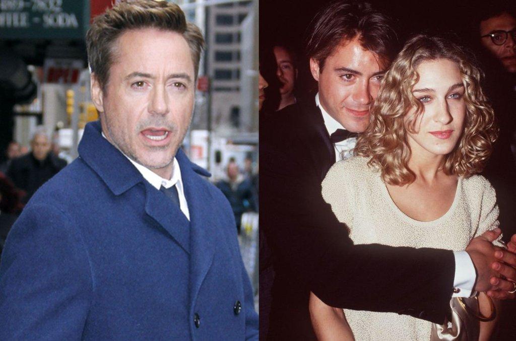 Robert Downey Jr i Sarah Jessica Parker