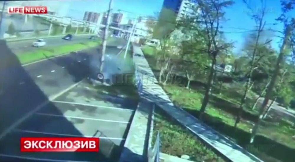 Wypadek Andrija Jeszczenki