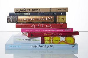 Książki kulinarne - lektury na maj
