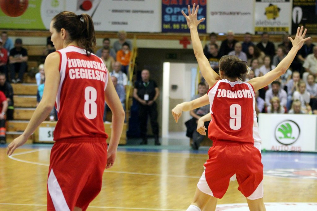 Tauron Basket Liga Kobiet: KSSSE AZS PWSZ Gorzów - Wisła Can Pack Kraków 44:64 (13:16, 7:18, 16:18, 8:12)