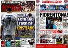 Przegląd prasy. Dziwny przypadek Cristiano Ronaldo