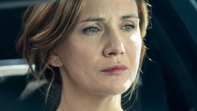 Ilona Ostrowska w serialu 'Na dobre i na złe'