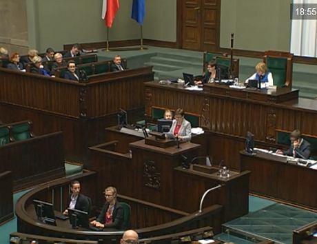 Krystyna Szumilas (iTV Sejm)