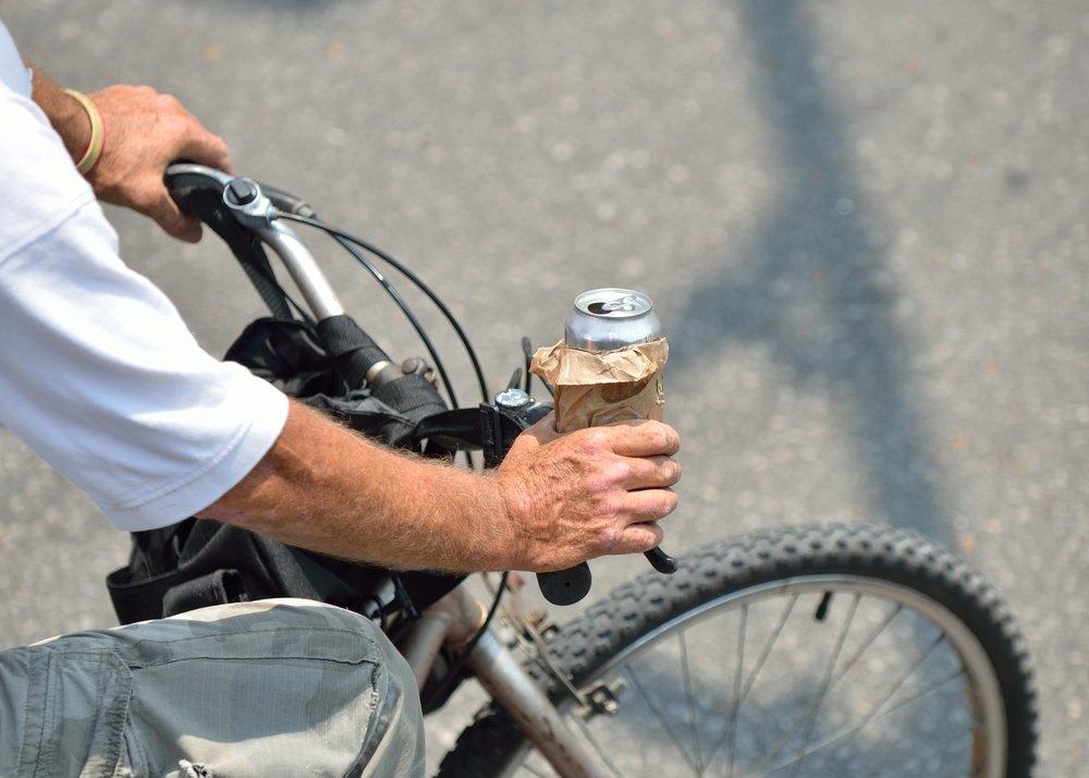 Rowerem po alkoholu