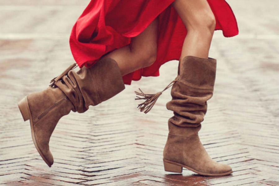 czerwone wiązane buty damskie wiazane ccc