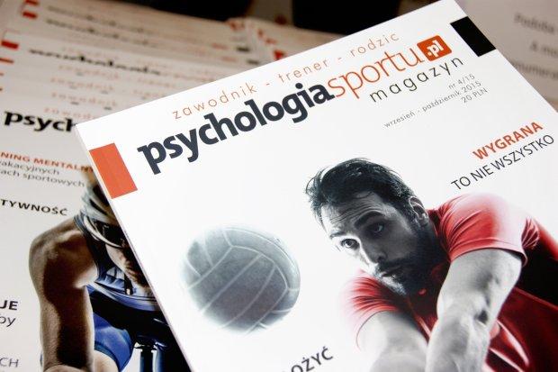 Magazyn Psychologia Sportu