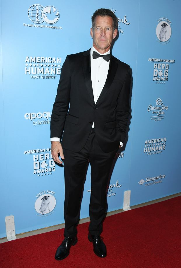 BEVERLY HILLS, CALIFORNIA - OCTOBER 05: James Denton attends the 9th Annual American Humane Hero Dog Awards at The Beverly Hilton Hotel on October 05, 2019 in Beverly Hills, California.   Jon Kopaloff/Getty Images/AFP == FOR NEWSPAPERS, INTERNET, TELCOS & TELEVISION USE ONLY ==