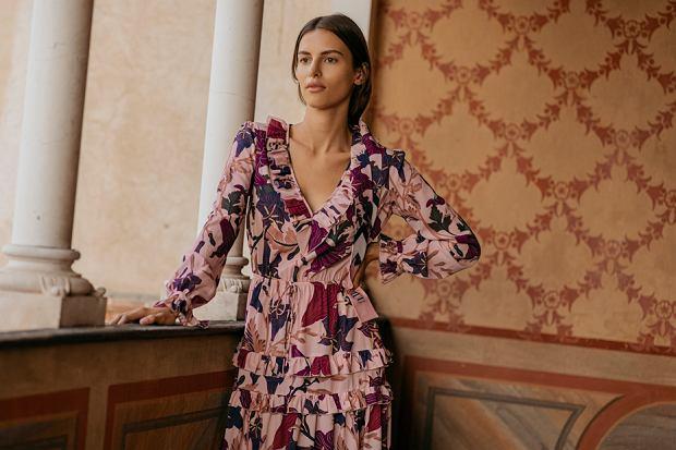 Sukienka z kolekcji Apres-midi 2019