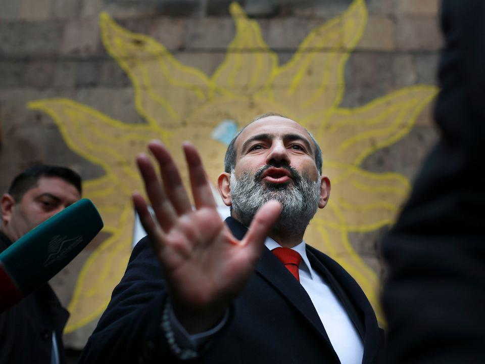 APTOPIX Armenia Elections