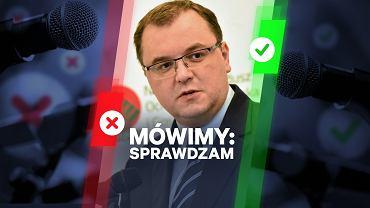 Doradca prezydenta Andrzeja Dudy Paweł Sałek