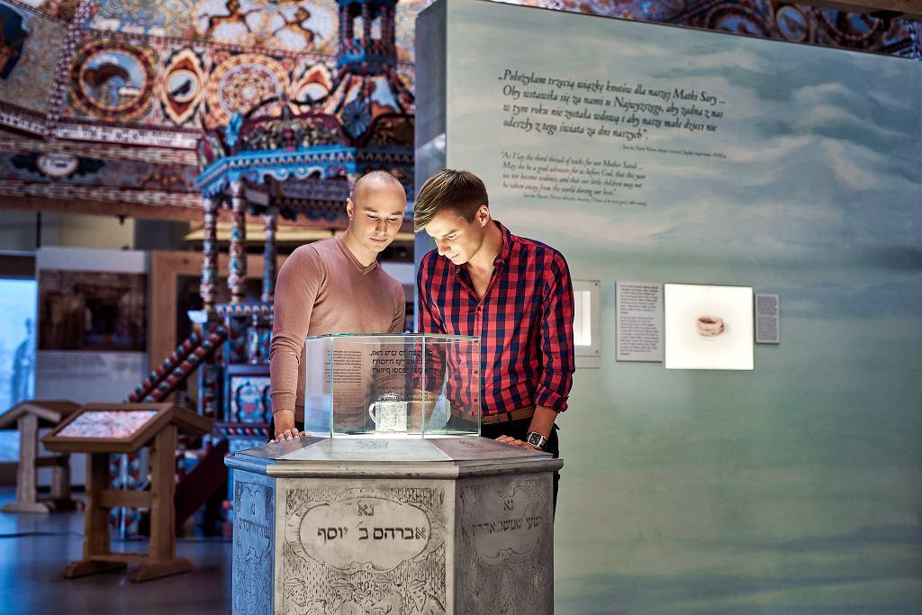 'Odwiedź Muzeum POLIN, którym zachwycił się świat'