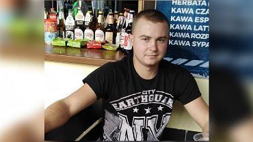 Zaginiony Dawid Sikorski