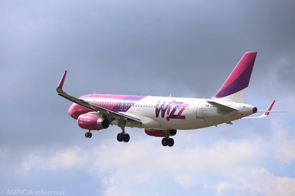 Wizz Air poleci z kolejnego lotniska w Polsce