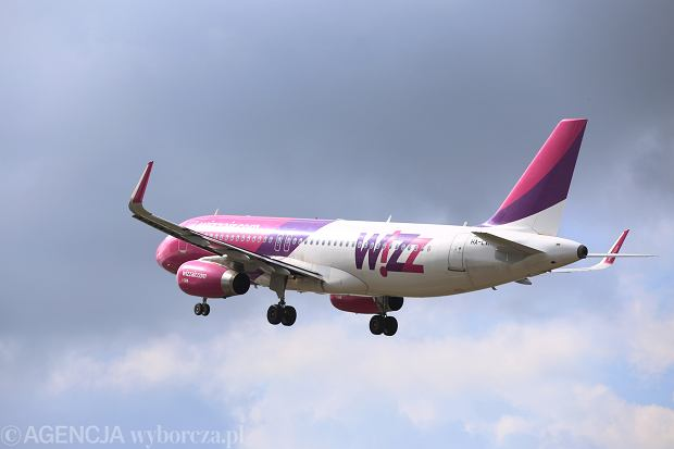 Wizz Air zacznie latać z kolejnego lotniska w Polsce. Pierwsze loty w listopadzie