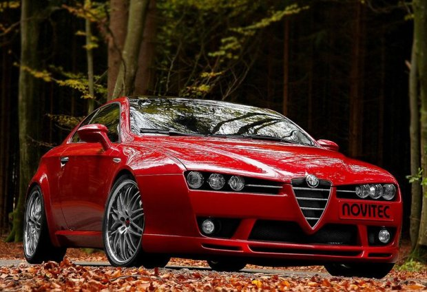 Novitec Alfa Romeo Brera
