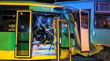Wypadek tramwajowy na ul. Grunwaldzkiej