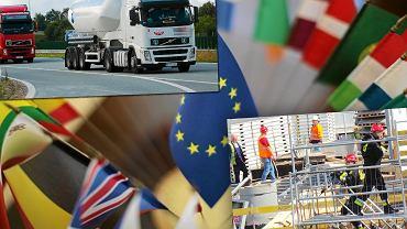 Polska branża budowlana i transportowa mogą stracić przez nowe przepisy dotyczące pracowników delegowanych