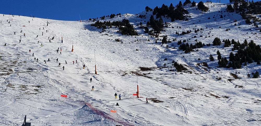 Ośrodek narciarski Grandvalira w Andorze