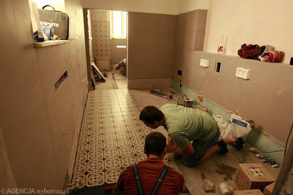łazienki Grodzkie Czy To Będzie Ich Nazwa Z Prysznicami