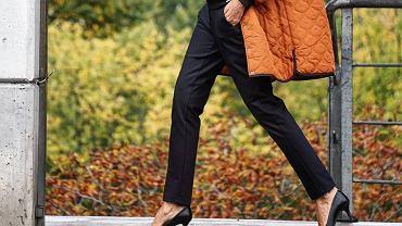 Spodnie dla 50tek z Reserved i Mohito
