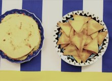 Domowe nachosy i tortille kukurydziane - ugotuj