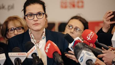 komisarz Gdańska Aleksandra Dulkiewicz