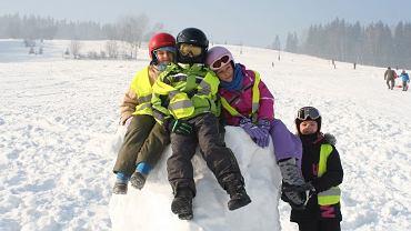 Jeździć na nartach mogą nawet 5-latki