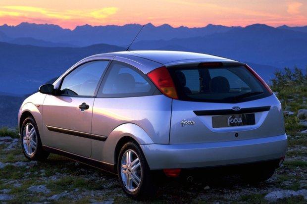 Ford Focus I 3d (1998-2004)