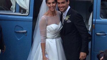 Mistrzyni US Open z 2015 roku Flavia Pennetta i włoski tenisista Fabio Fognini wzięli ślub. Oto jak wyglądała ceremonia w Ostuni w regionie Apulia
