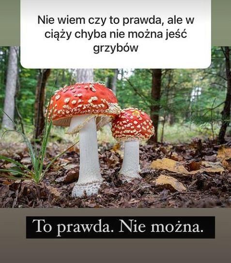 Olga Frycz odpowiedziała zaniepokojonej fance.
