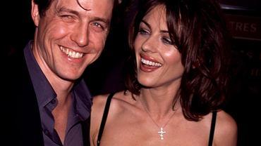 Elizabeth Hurley i Hugh Grant