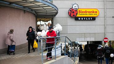Sklep Biedronka Outlet w Gdańsku