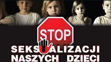 Archidiecezja wrocławska wspiera akcję 'Stop seksualizacji naszych dzieci'