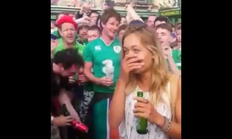 Irlandzcy kibice