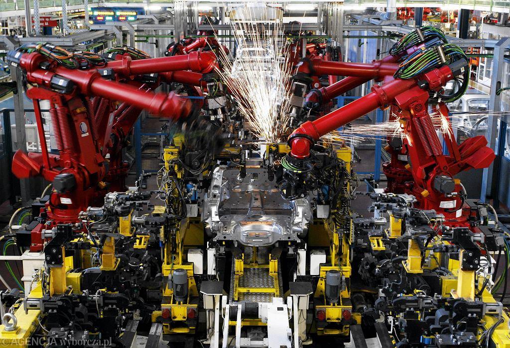 Fabryka Fiat Auto Poland w Tychach, 19 sierpnia 2009