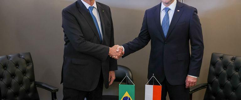 Kolejni zakażeni w delegacji Bolsonaro. Prezydent na kwarantannie