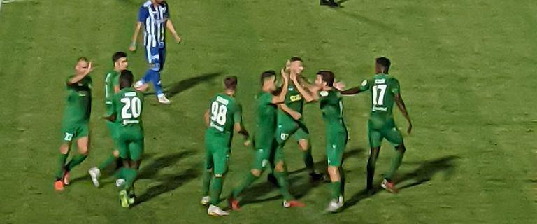 Nieprawdopodobne siedem minut Stępińskiego! Gol za golem