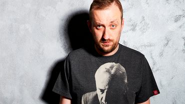 Dziennikarz Michał Nogaś