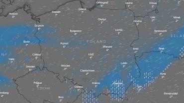 Pogoda. IMGW prognozuje marznące opady i gołoledź (zdjęcie ilustracyjne)