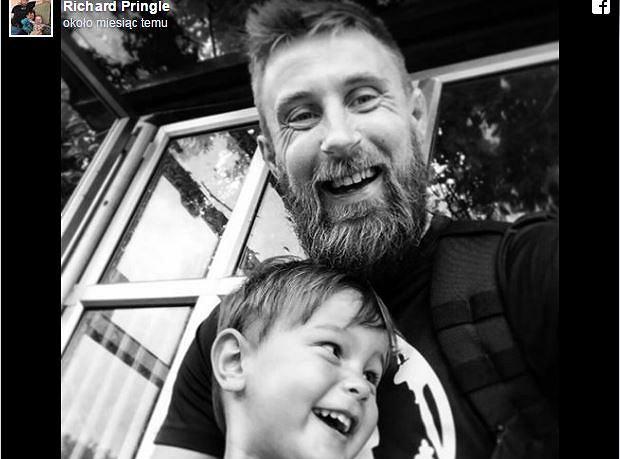 Jego 3-letni syn zmarł
