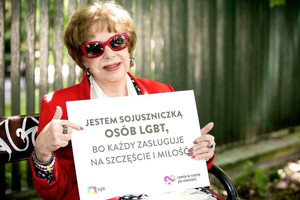 Zofia Czerwińska została ambasadorką akcji KPH