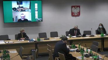 Cezary Gmyz był gościem komisji sejmowej w czasie debaty nad przejęciem Polska Press przez Orlen